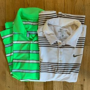 Nike Golf Polo Bundle